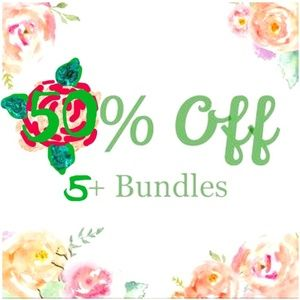 Jewelry - Save 50 percent off, on Bundle of 5 Listings!